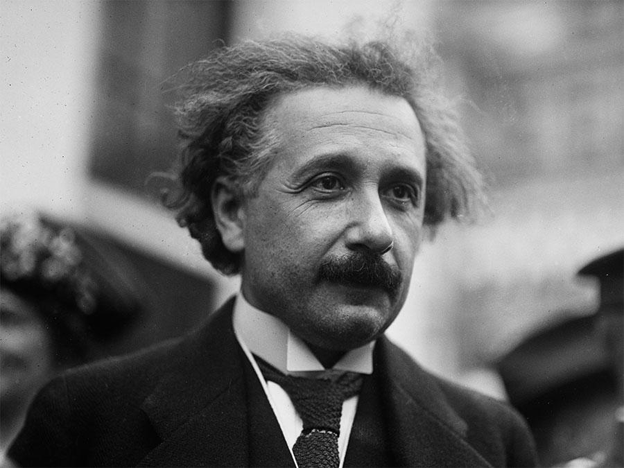 L'idea di dio in Albert Einstein