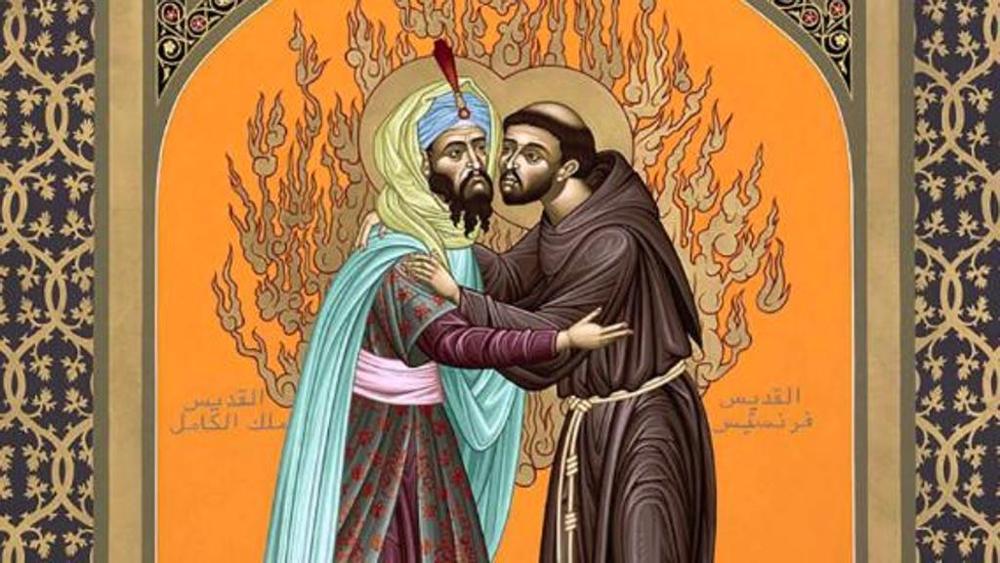 S. Francesco e il sultano
