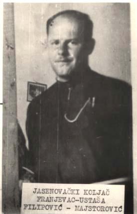 Follie omicide dei francescani nel campo di concentramento di Jasenovac