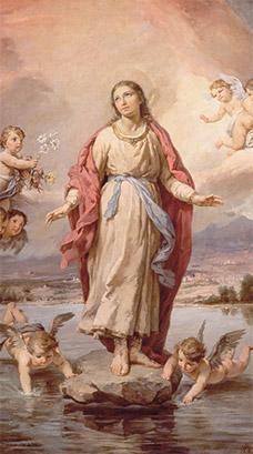 L'invenzione dei martiri cristiani: S. Cristina da Bolsena