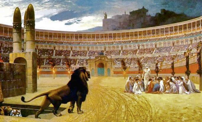 Il mito delle persecuzioni cristiane